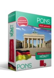 PONS Megszólalni 1 hónap alatt – Német (könyv + CD)