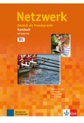 Netzwerk B1 Kursbuch mit 2 Audio CDs
