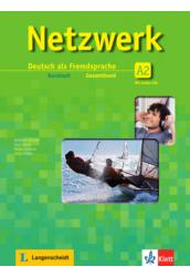 Netzwerk A2. Kursbuch mit 2 Audio-CDs