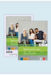 Netzwerk neu A2.2 Media Bundle Kurs- und Übungsbuch mit Audios und Videos inklusive Lizenzcode