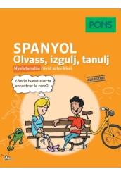 PONS Olvass izgulj tanulj - Spanyol nyelvkönyv