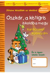 Oszkár a kistigris iskolába megy   Karácsonyi különszám