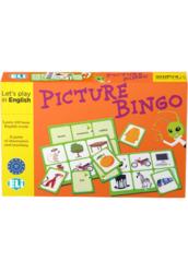 Picture Bingo English