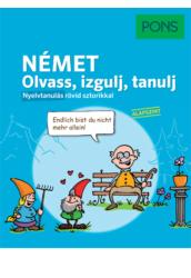 PONS Olvass izgulj tanulj   Német nyelvkönyv