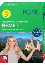 PONS Nyelvtanfolyam Kezdőknek Német