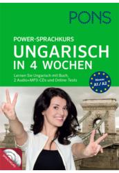 PONS Power Sprachkurs Ungarish in 4 Wochen