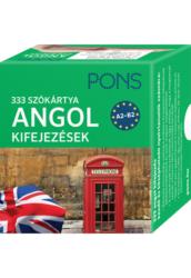 PONS Szókártyák ANGOL KIFEJEZÉSEK 333 Szó