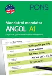 PONS Mondatról mondatra Angol A1