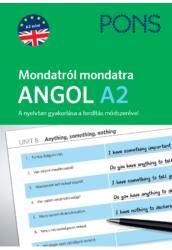 PONS Mondatról mondatra Angol A2