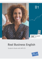 Real Business English B1 Student's Book with MP3 CD