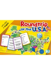Roundtrip of the U.S.A.
