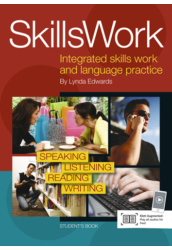 SkillsWork Student's Book with CD B1 C1