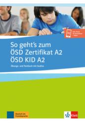 So geht's zum Zertifikat ÖSD A2