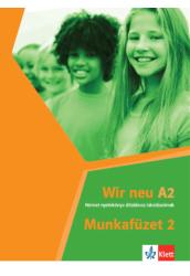Wir neu 2 Munkafüzet online audiomelléklettel