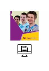 Wir neu 5 Tankönyv - online lapozható változat