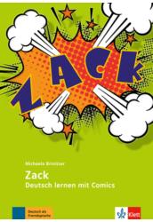 Zack – Deutsch lernen mit Comics