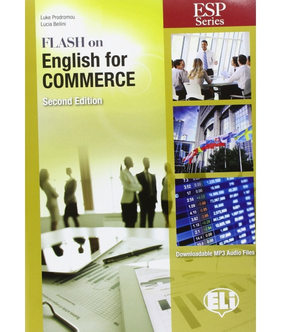 Flash on English for Commerce Second Edition
