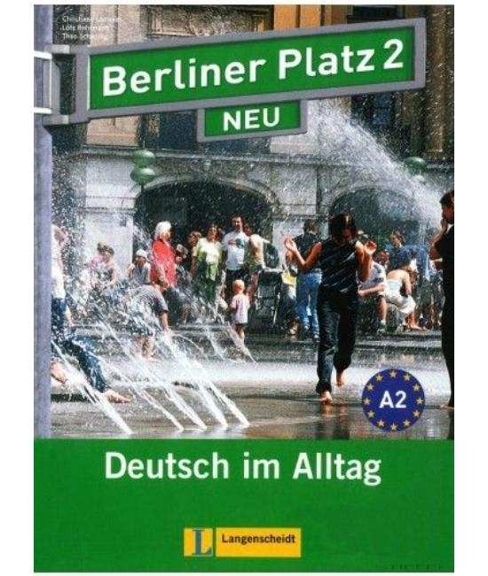 Berliner Platz 2 Neu 2 CDs zum Lehr- und Arbeitsbuch