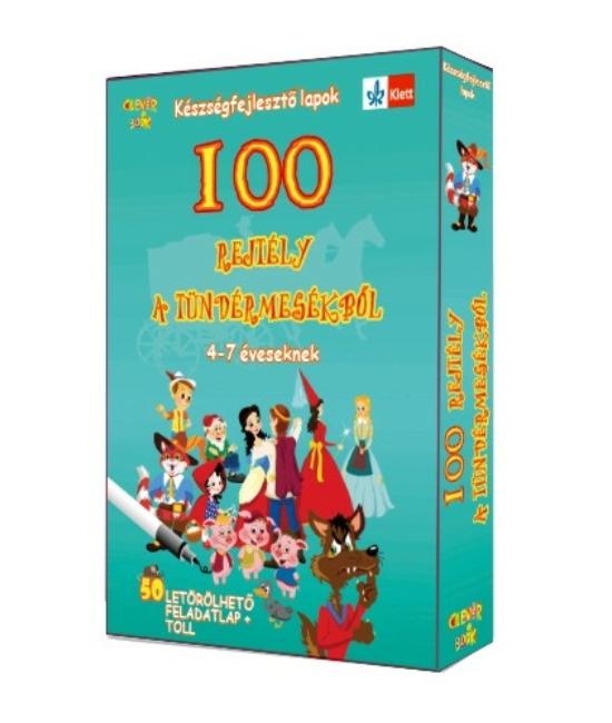 100 REJTÉLY A TÜNDÉRMESÉKBŐL