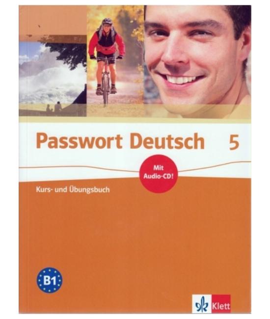Passwort Deutsch 5 Kurs- und Übungsbuch + Audio CD