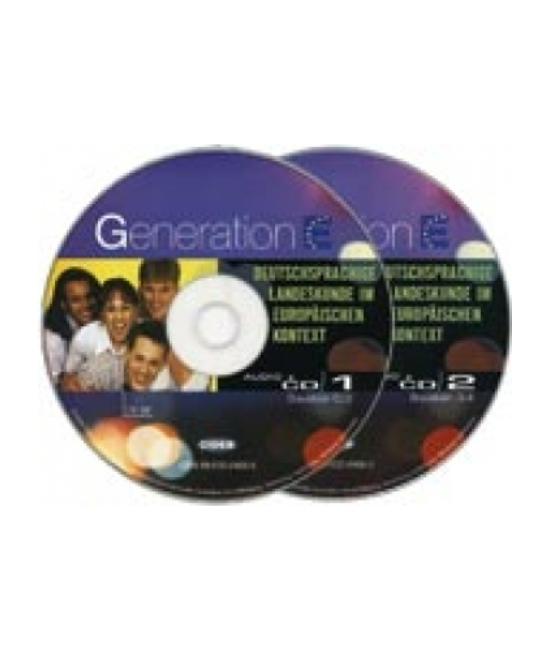 Generation E 2 Audio CDs