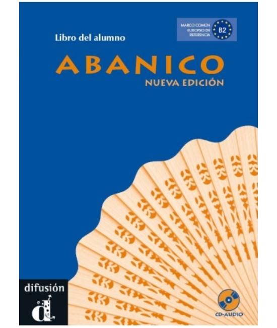 Abanico (Nueva Edición) Libro del alumno + Audio CD