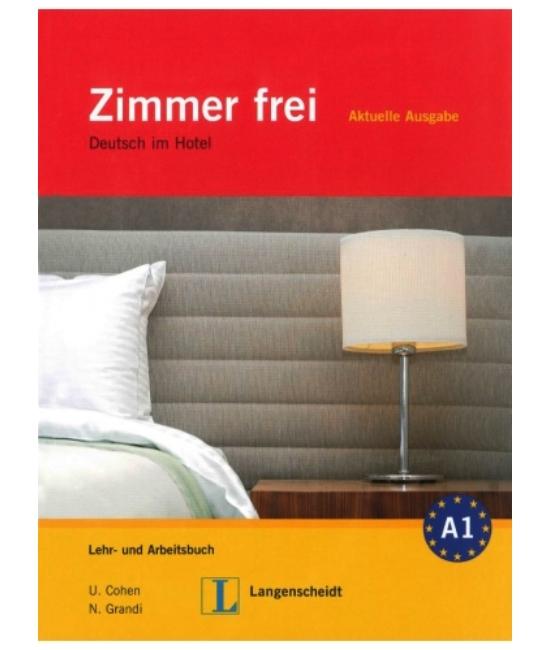 Zimmer frei Lehr- und Arbeitsbuch + 3 Audio-CDs