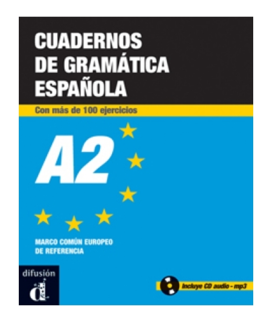 Cuadernos de gramática espanola A2 + CD