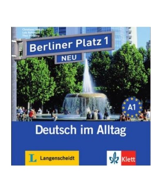 Berliner Platz 1 Neu 2 CDs zum Lehr- und Arbeitsbuch