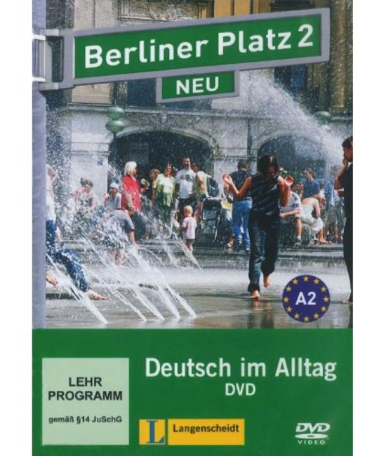 Berliner Platz 2 Neu DVD
