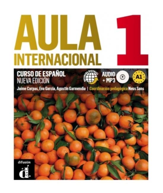 Aula internacional 1. Nueva edición + Audio/Mp3 CD