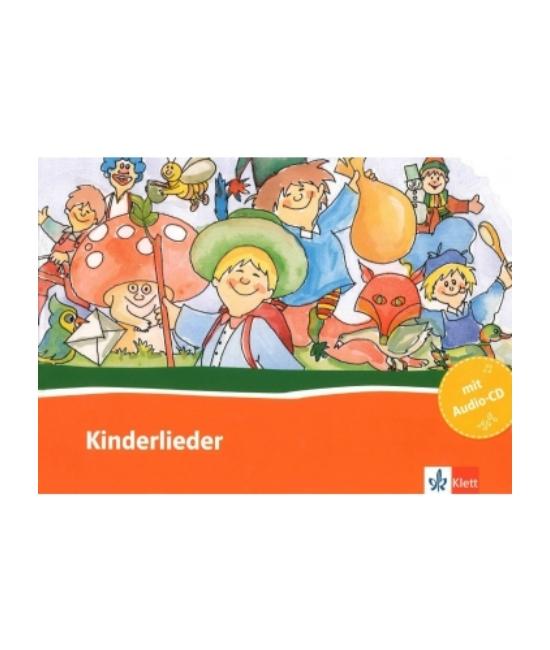 Kinderlieder mit Audio-CD