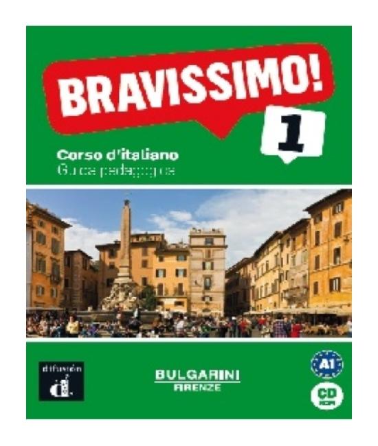 Bravissimo! 1 - Guida pedagogica + CD ROM