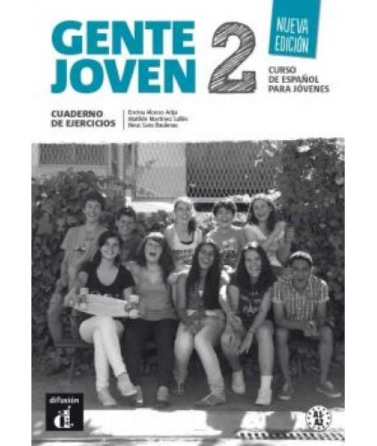 Gente Joven 2. Nueva Edición Cuaderno de ejercicios