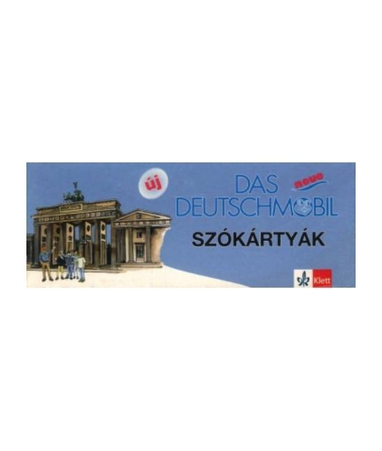 Das neue Deutschmobil 2. Szókártyák