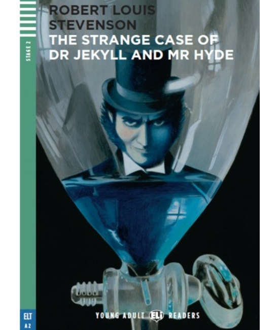 THE STRANGE CASE OF DR JEKYLL AND MR HYDE + Audio-CD
