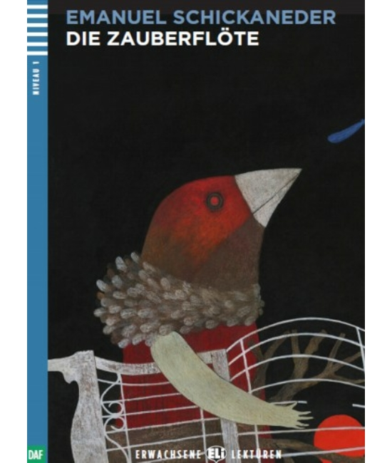 DIE ZAUBERFLÖTE + Audio-CD