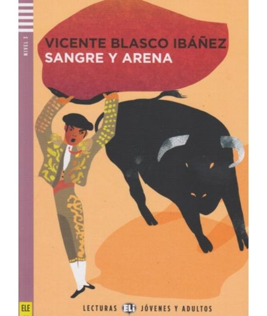 SANGRE Y ARENA + Audio-CD