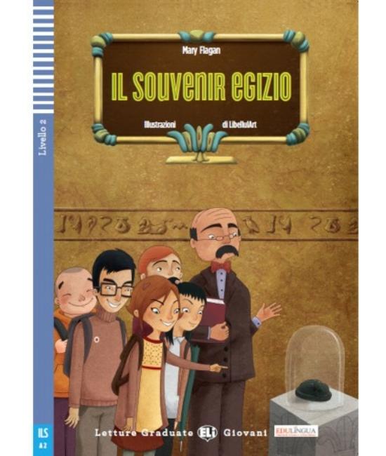 IL SOUVENIR EGIZIO + Audio-CD