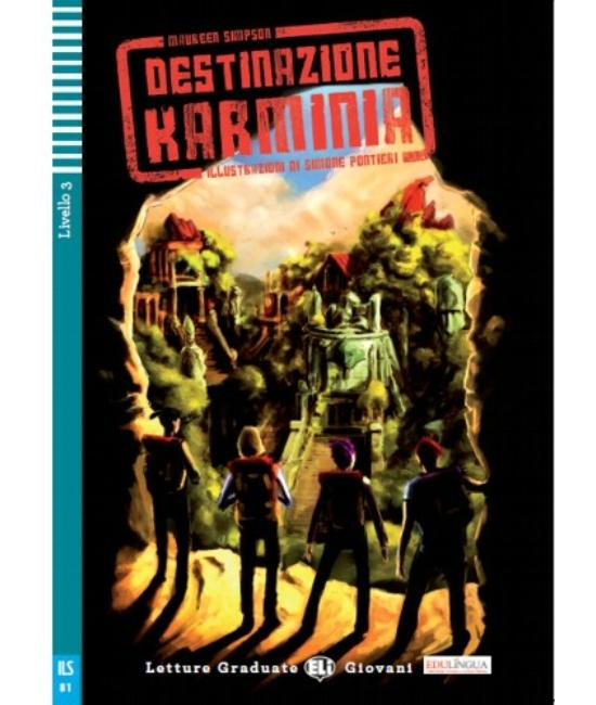 DESTINAZIONE KARMINIA + Audio-CD
