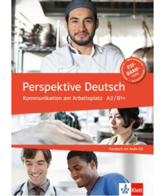 Perspektive Deutsch - könyv + 1 audio CD