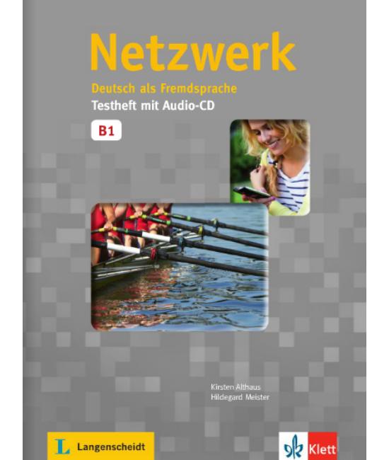 Netzwerk B1. Testheft mit Audio-CD