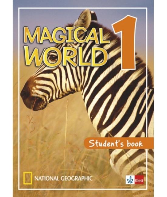 Magical World 1. Tankönyv