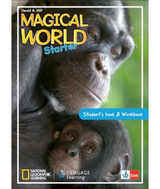 Magical World Starter Book