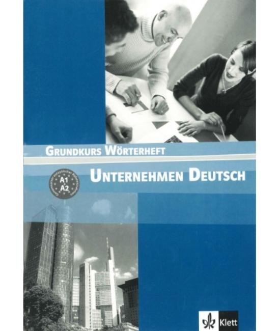 Unternehmen Deutsch Grundkurs Szótárfüzet