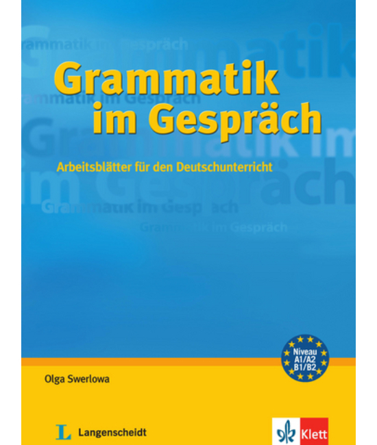 Grammatik im Gespräch