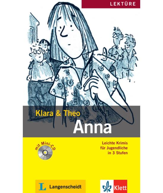 Anna - Könnyű krimik fiataloknak