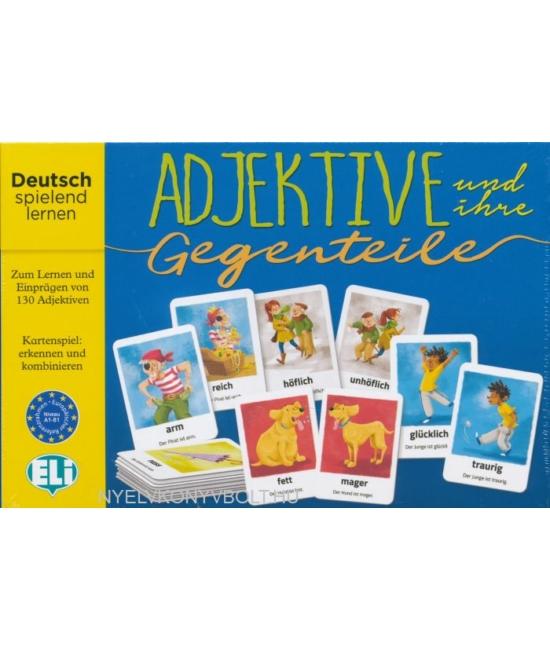 Adjektive und ihre Gegenteile
