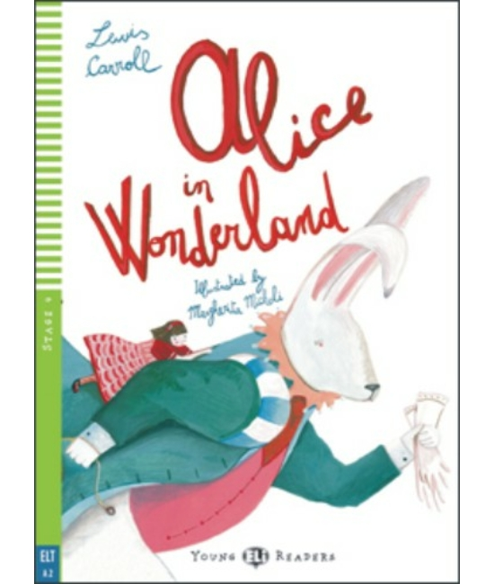 ALICE IN WONDERLAND - New edition with Multi-ROM