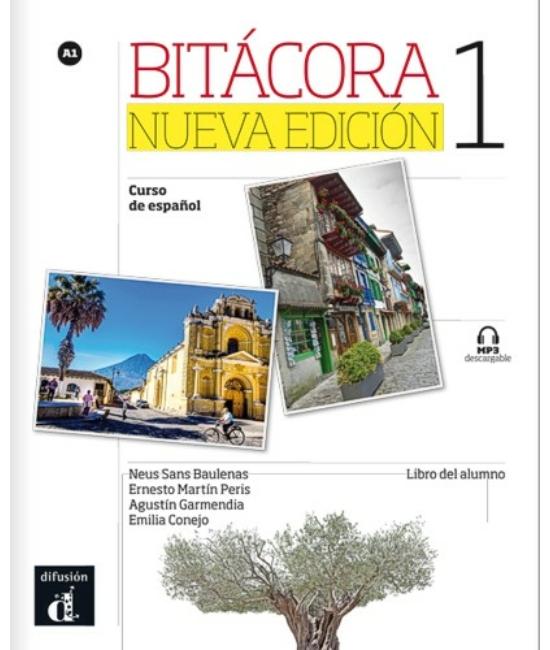 Bitacora 1  Nueva Edición Libro del alumno y CD